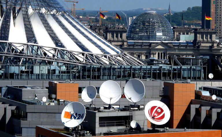 N24 Dach in Berlin