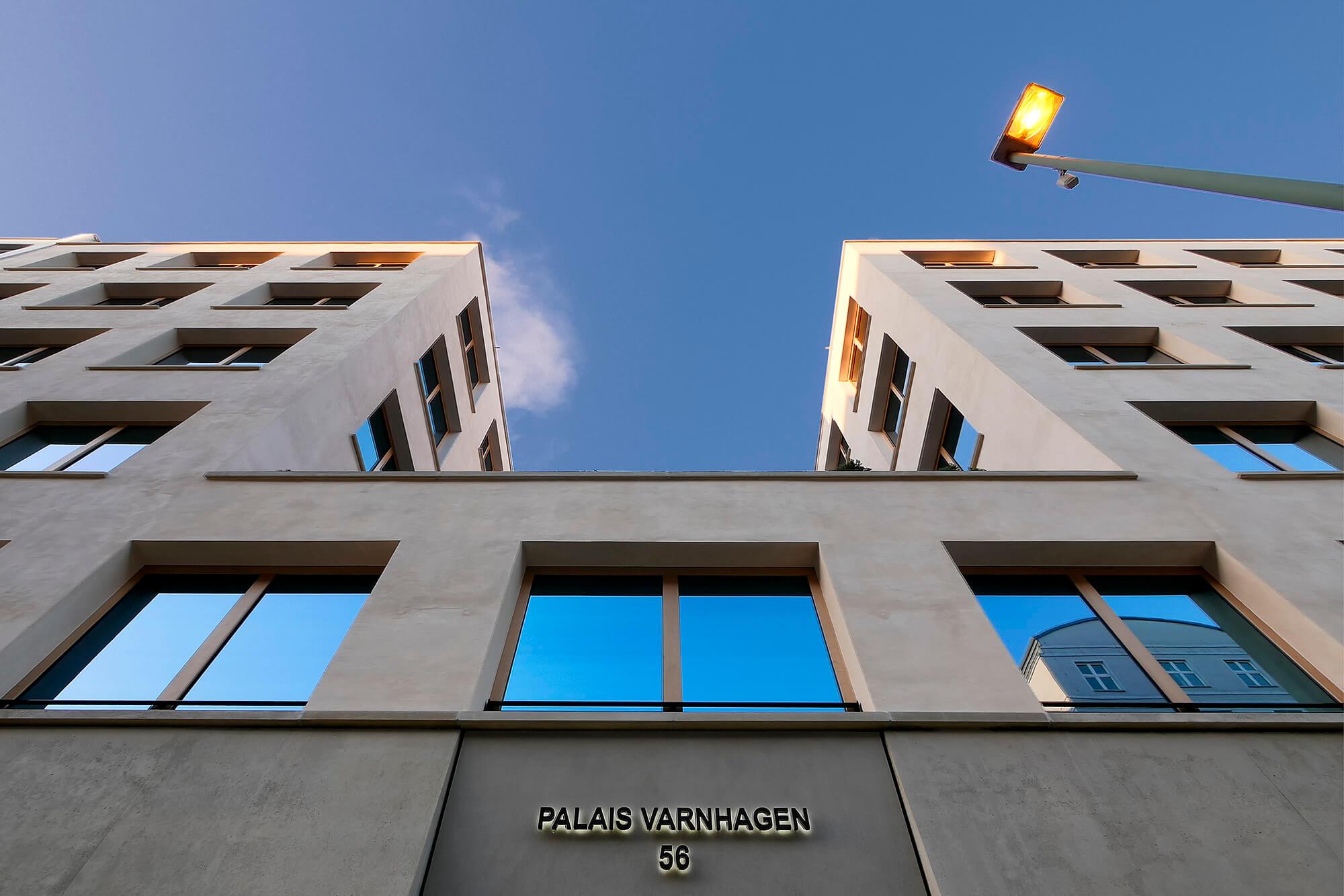 Brandmeldeanlagen Parlais Varnhagen